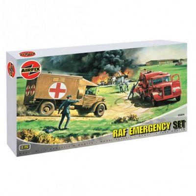 R.A.F. Emergency Set (A03304) 1:76