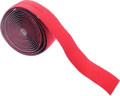 Acor Anti-Slip Handlebar Tape: Red.