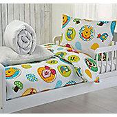 Winnie The Pooh Junior Bed Bedding Set