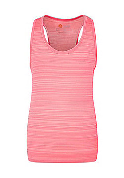 Mountain Warehouse ENDURANCE STRIPE VEST GIRLS - Coral