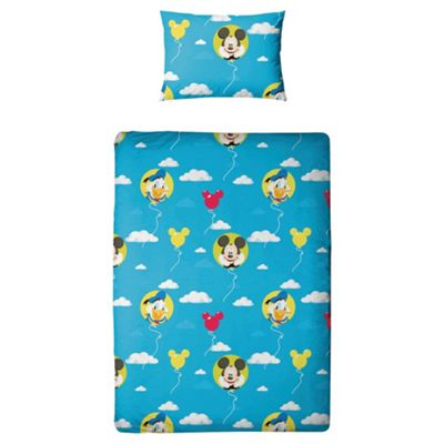 Characterworld Mickey Mouse Toddler bed in a bag