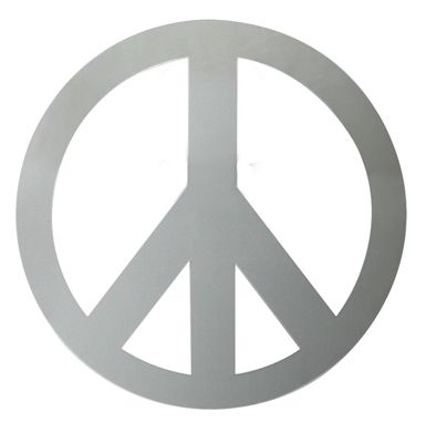 Kids' Mirror Large Peace Sign