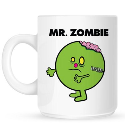 Mr Zombie 10oz Ceramic Mug