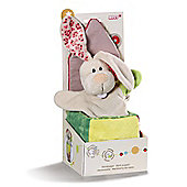 NICI My First NICI Hand Puppet Rabbit Tilli In Box Plush Toy - Toys/Games