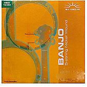 Rocket BJ0123-NI Nickel Banjo String Set - Medium