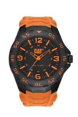 CAT Motion Mens Rubber Seconds Watch LB.111.24.134