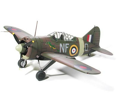 Brewster B-339 Buffalo Pacific Theater - 1:48 Aircraft - Tamiya