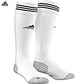 adidas adiSock Football Sport Socks - White