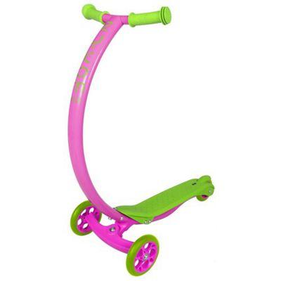 Zycomotion Zycom C100 Mini Cruz Scooter - Pink/Lime