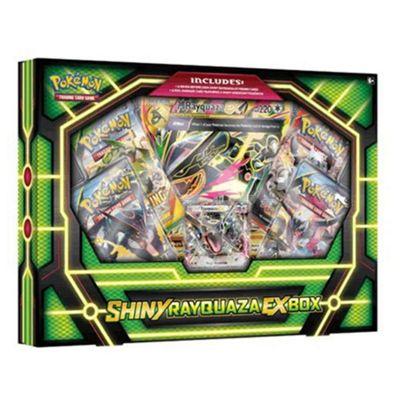 Pokemon Shiny Rayquaza-EX Box