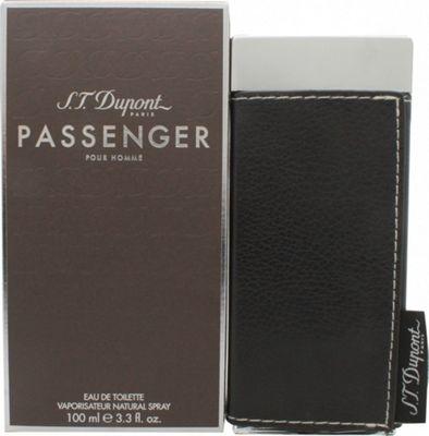 S.T. Dupont Passenger Eau de Toilette (EDT) 100ml Spray For Men