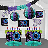 30th Birthday Decorating Kit