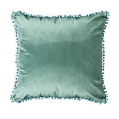 Aqua Malia Soft Velvet Cushion 24