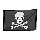 Boland Pirate Flag Halloween Decoration Fancy Dress Accessory 90 x 60cm