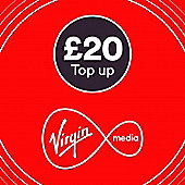 Virgin £20 mobile Top Up