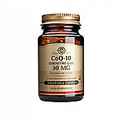 Solgar CoQ-10 30mg Vegicaps 90