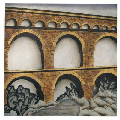 Oceans Apart Bridges Wall Art