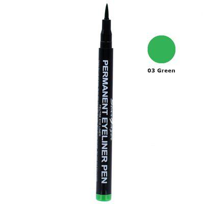 Stargazer Semi-Permanent Eyeliner Pen-03 Green