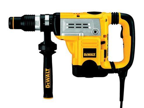 DEWALT D25601K SDS Max Combination Hammer 6kg 1250 Watt 110 Volt DEWD25601KL