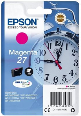Epson 27 Ink Cartridge C13T27034012