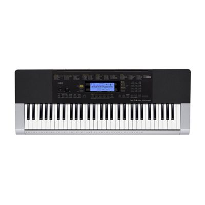Casio CTK-4400 61 Note Piano Style Keyboard – with 6 Months Free Online Music Lessons