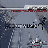 Rocket Nickel Bass String Set - Light