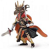Fire Dragon Man - Fantasy - Papo