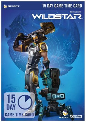 Wildstar 15 Day Time Card - PC