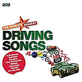 Worlds Biggest Driving Songs 2cd