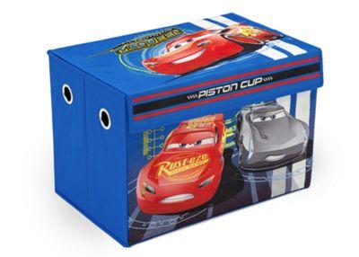 Delta Children Cars 3 Fabric Toy Box