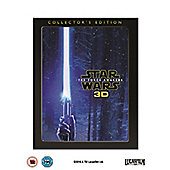 Star Wars The Force Awakens 3D Collector's Edition Blu-Ray 3disc