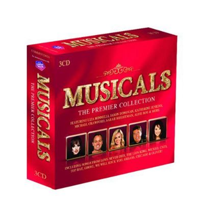 Musicals The Premier Collection (3CD)