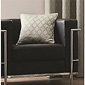 Curtina Islington Silver Cushion Cover 43x43cm