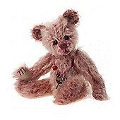 Charlie Bears Minimo cosmopolitan 17cm Mohair Teddy Bear