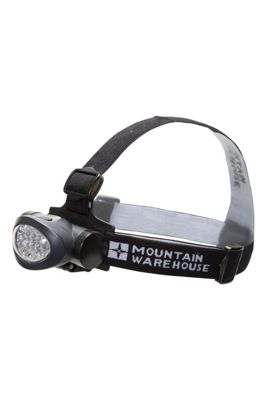 Mountain Warehouse Head Torch 10 LED