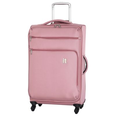 Pink Large Suitcase | Luggage And Suitcases