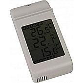 Simplicity Digital Greenhouse Max/Min thermometer White