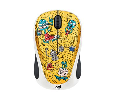 Logitech 910-005056 Optical 1000DPI Ambidextrous Multi mice