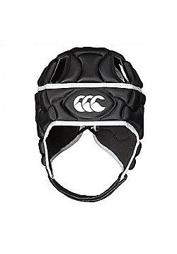 Canterbury Club Plus Junior Rugby Headguard Scrumcap Black - Black