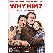 Why Him DVD