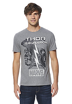 Marvel Thor: Ragnarok T-Shirt - Grey