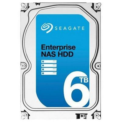 Seagate 6TB 128MB 3.5IN SATA 6GB/S Enterprise NAS HDD