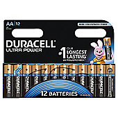 Duracell Ultra Power AA 12 Pack