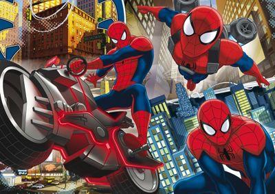 Ultimate Spiderman Maxi Puzzle - Webbed Wonder - 24pc
