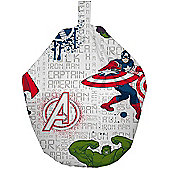 Marvel Avengers Bean Bag - Mission