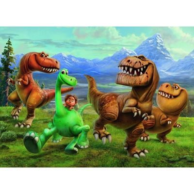 The Good Dinosaur - 100pc Puzzle