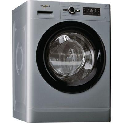 Whirlpool FWG81496S 1400rpm Washing Machine 8kg Load Class A+++ Silver