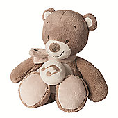 Nattou Mini Musical Soft Toy - Tom the Bear