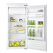 Hotpoint Aquarius HSZ12A1DUK Integrated Fridge - White