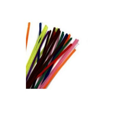 Craft Factory Assorted Chenilles 30cm x 6mm
